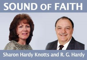 Sound of Faith Sharon Hardy Knotts and R. G. Hardy